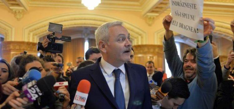 Nihil sine Dragnea. Și FOTO & VIDEO pentru istoria protestelor din România – Parlamentul ocupat!