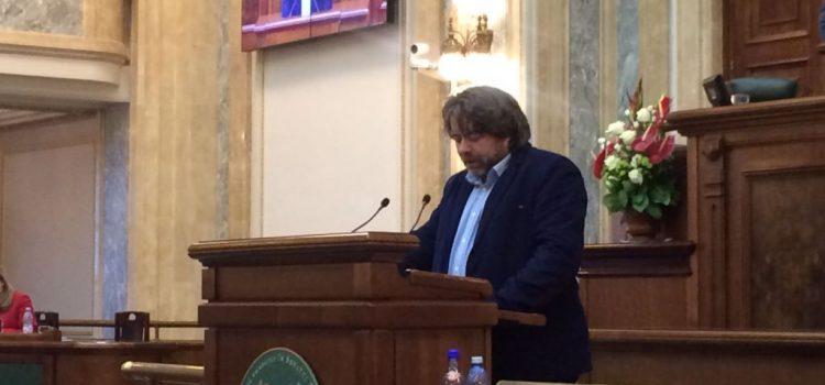 Despre PRESTIGIUL Parlamentului României. Și ce îi scoate pe români în stradă (Declarație politică)