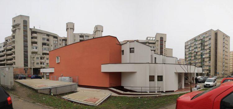 Centru comunitar la Cinema Dacia
