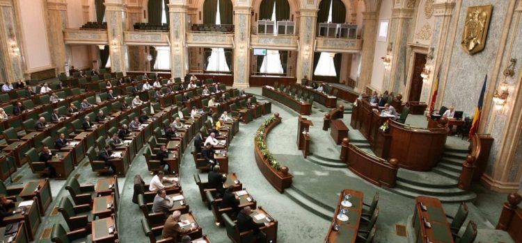 Premieră tristă: Un guvern care nu există a fost abilitat de Senat să emită ordonanțe peste vară!