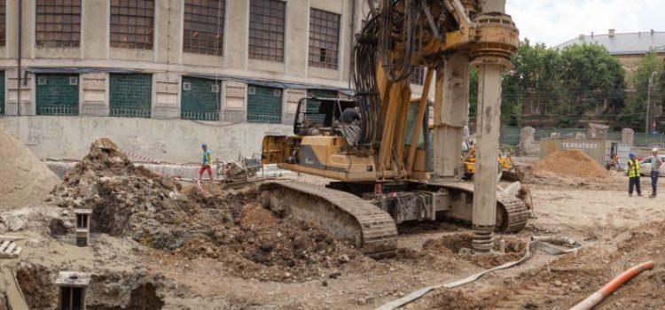 Vor continua lucrările pentru extinderea Bibliotecii Centrale Universitare? Ce au promis reprezentanții PSD & ALDE