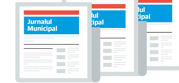 Propunem profesionalizarea Jurnalului municipal