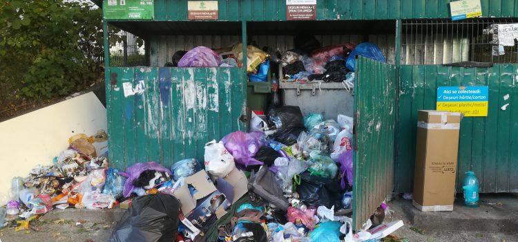 Scrisoare deschisă pentru rezolvarea problemei deșeurilor