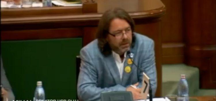Sesizare penală împotriva Romsilva pentru abuz în serviciu și fals, depusă de senatorul USR de Cluj, Mihai Goțiu