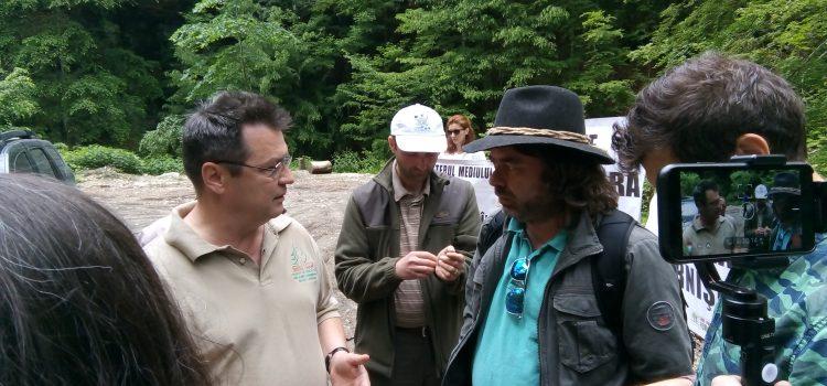 Veste bună pentru pădurile din parcurile naționale ale României!
