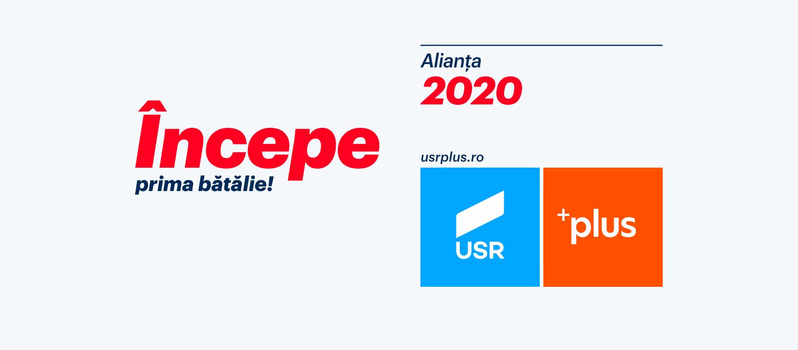 Primul miting USR PLUS se face la Cluj-Napoca!