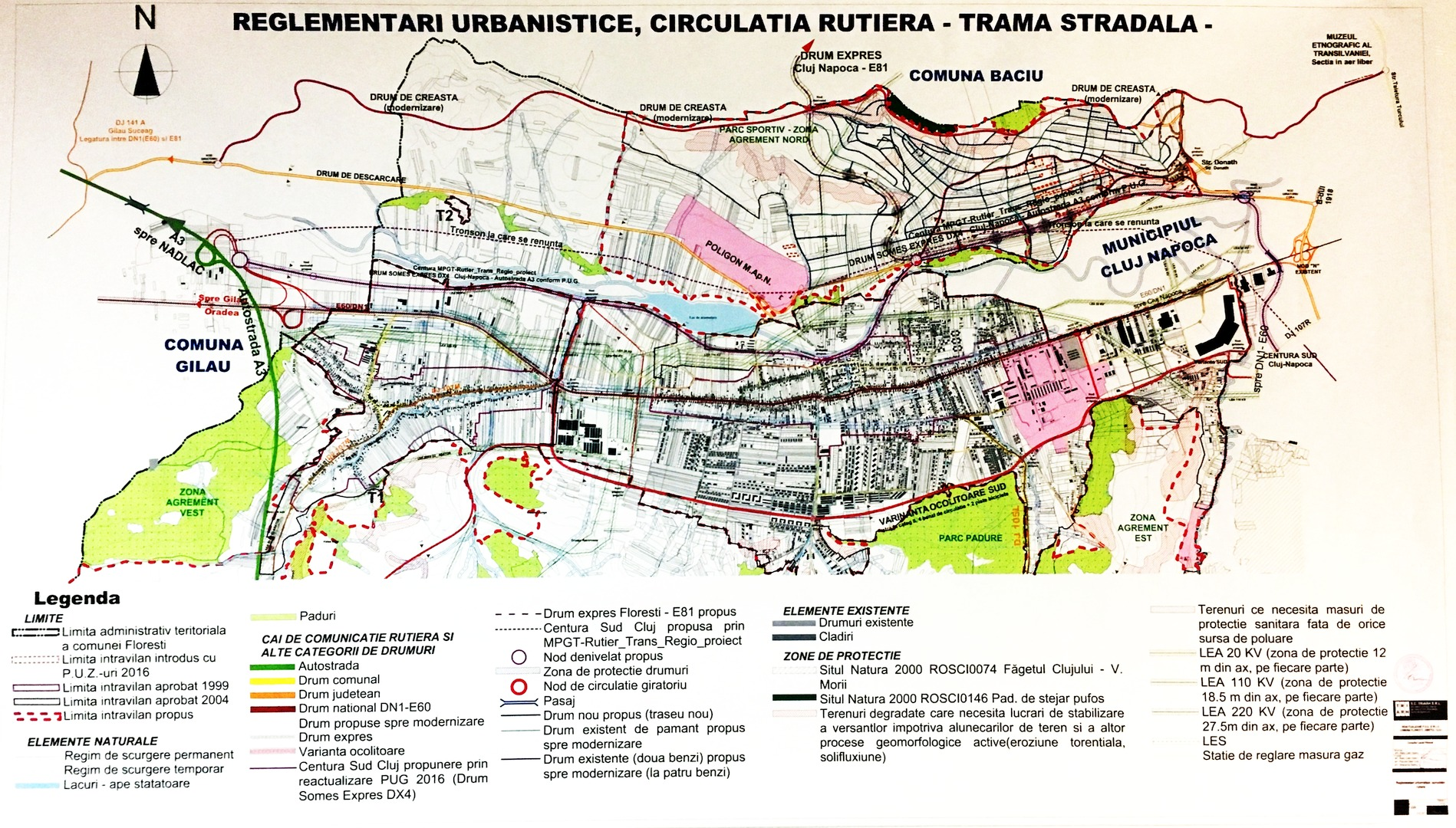 Stop haosului urbanistic din Florești! (insistăm)