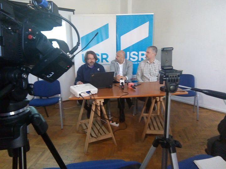 SONDAJ. Alianța 2020 USR-PLUS ar câștiga alegerile europarlamentare la Cluj, cu mai multe procente decât PNL și PSD la un loc. Totuși, să nu culcăm pe o ureche!