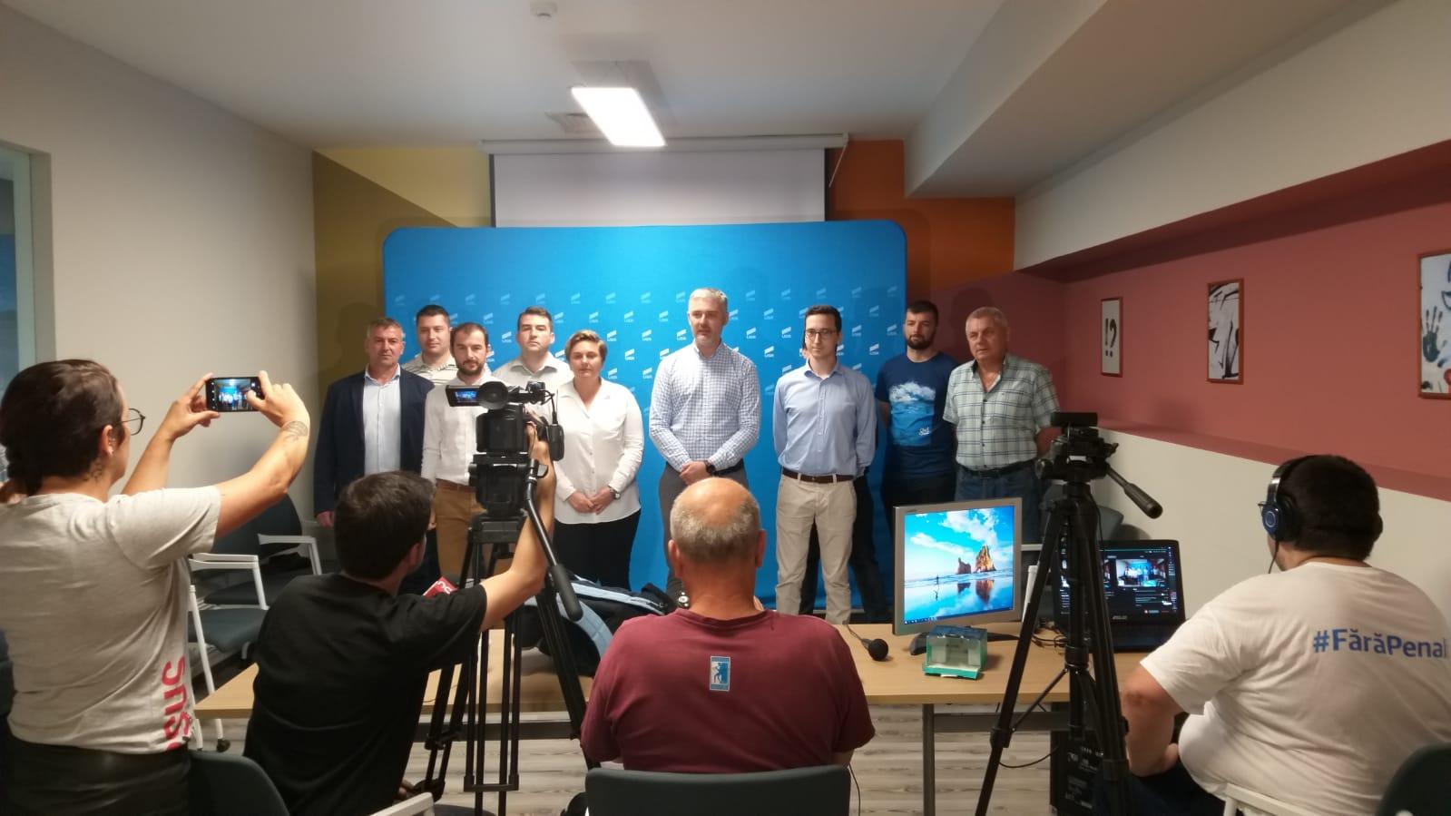 USR Cluj dă startul competiției interne pentru desemnarea candidaților la alegerile locale din 2020