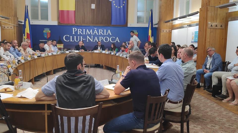 Situația creșelor și a colectării selective, între poveste și realitate. Intervenție în cadrul ședinței Consiliului Local – Cluj-Napoca