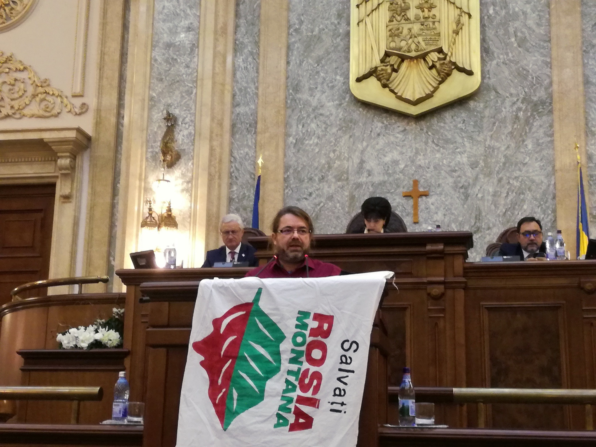 USR solicită Guvernului Orban înființarea unui Muzeu Național la Roșia Montană și alte măsuri pentru garantarea includerii localității în UNESCO