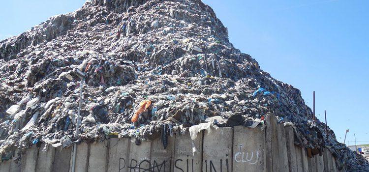 Pata Rât a ajuns groapa de gunoi a Europei