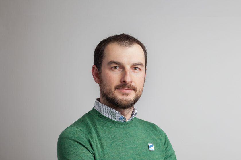 Sergiu Leuce cadidat USr la Primăria Florești