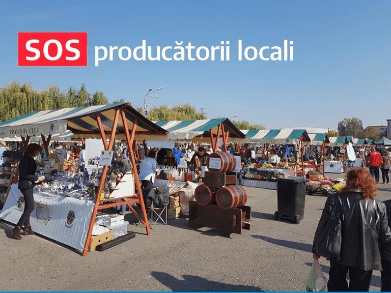 SOS producatorii locali - Masuri de ajutor propuse de Cătălin Sălăgean