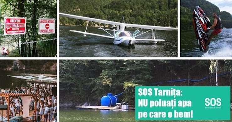 """""""Domnule Bode, vă ține să beți un pahar de apă direct din Tarnița?"""" Reacția senatorului USR Mihai Goțiu după răspunsul legat de interzicerea """"motoarelor"""" pe sursa de apă a Clujului"""