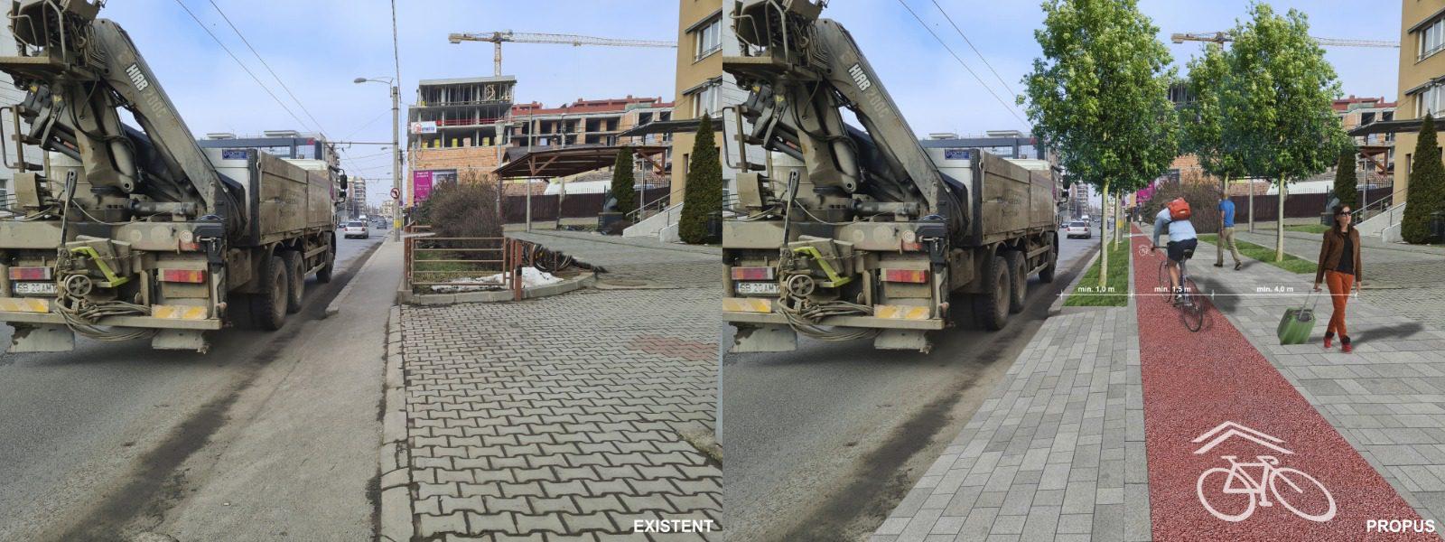 Cum se pierde un viitor bulevard din Cluj-Napoca – Teodor Mihali – studiu de caz